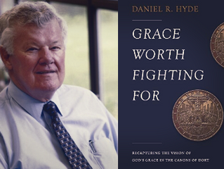"Professor Engelsma's Response to Hyde's Book, ""Grace Worth Fighting For..."""