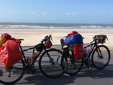 Esperienza di cicloturismo, come organizzare il primo viaggio in bici in 7+1 punti