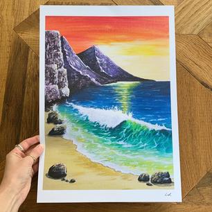 'Sunset shores'
