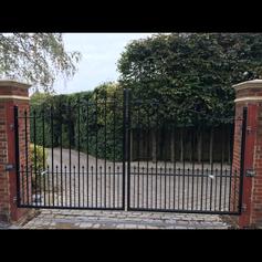 Estate Gates.