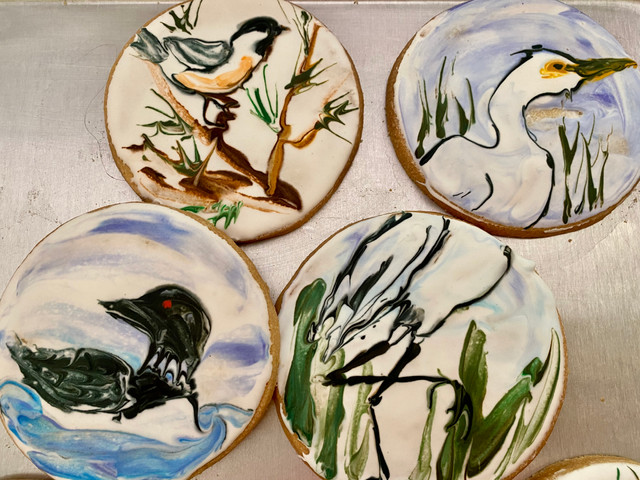 #5 birds of Maine