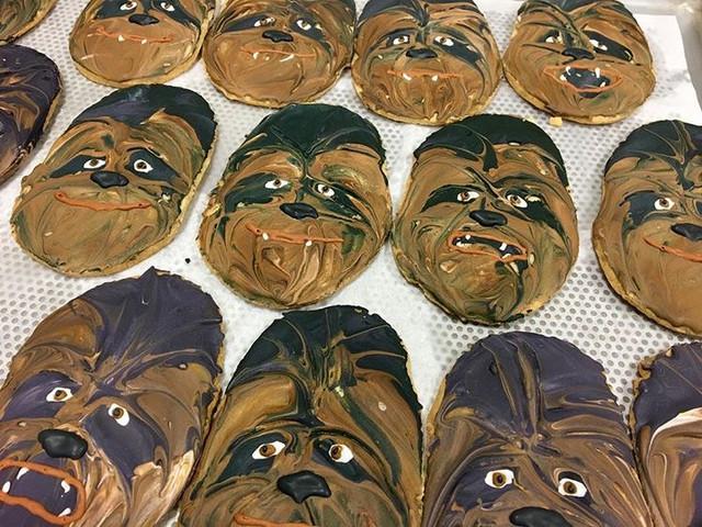 custom Chewbacca's