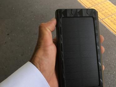 ソーラーパワー