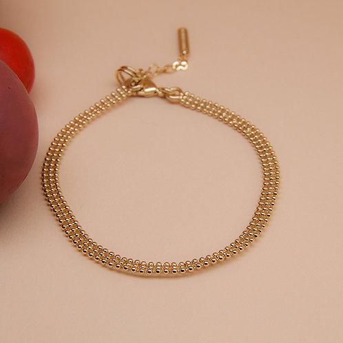 Bracelet CIRCLE 3 rangs