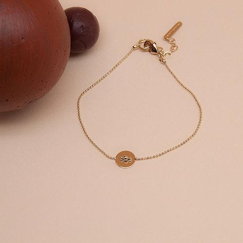 Bracelet CIRCLE Disque
