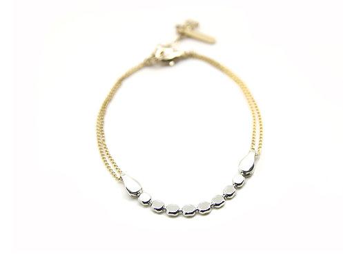 Bracelet TWINKLE double