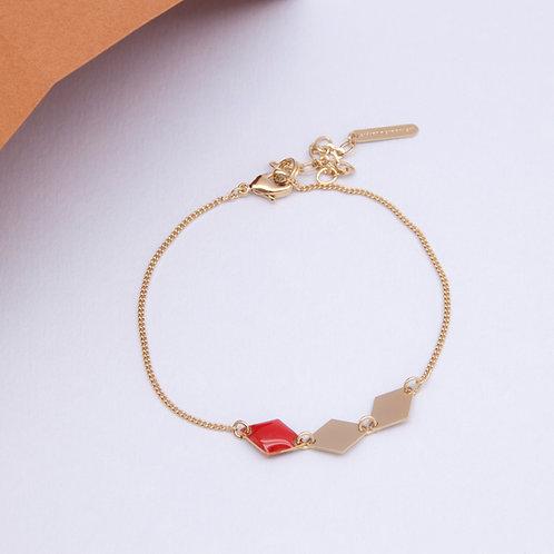 Bracelet SUITE Losanges GM