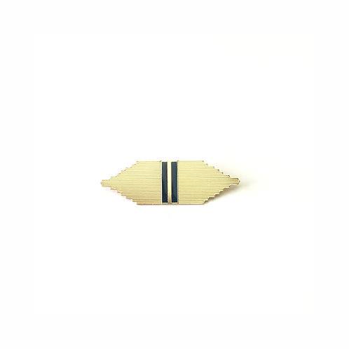 Broche STRIPE