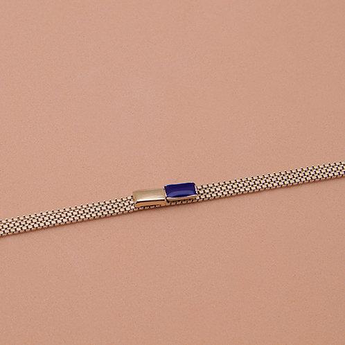 Bracelet WONDERFUL Fin + cabochons