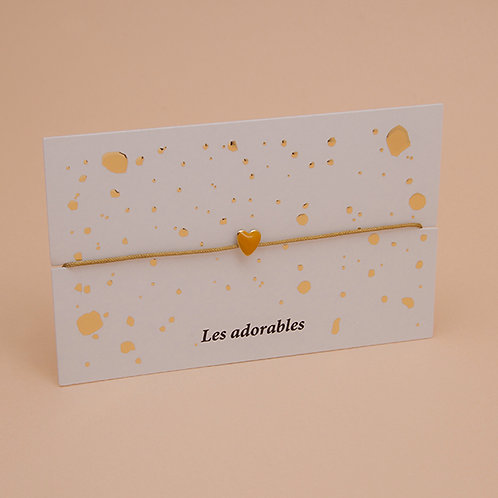ADORABLES Lien Coeur XL
