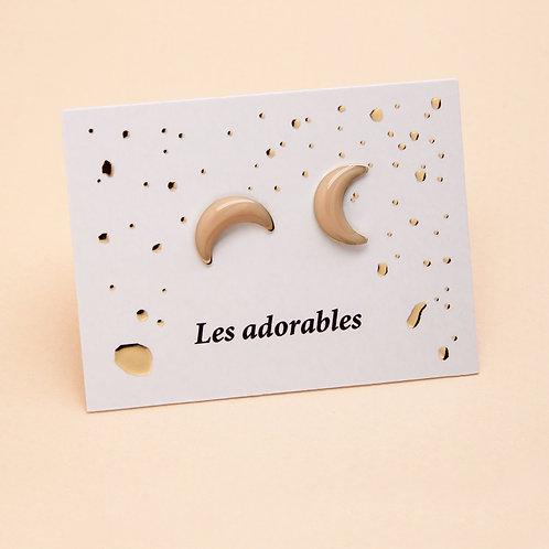 ADORABLES Clous Lune