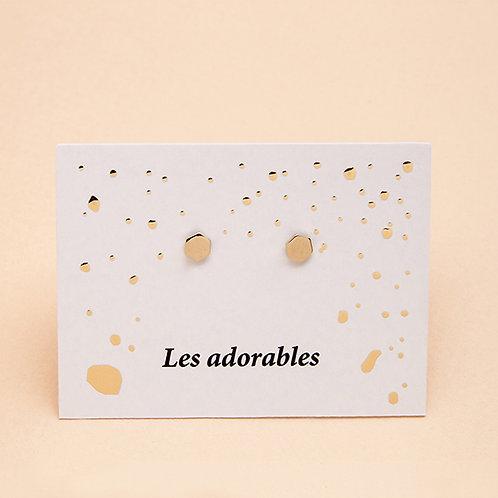 ADORABLES Clous Hexagones