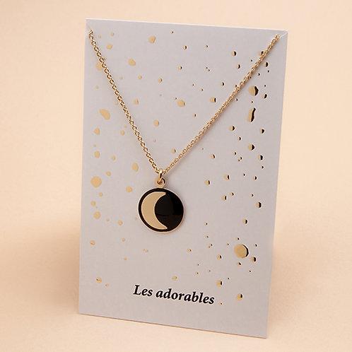 ADORABLES Collier Lune
