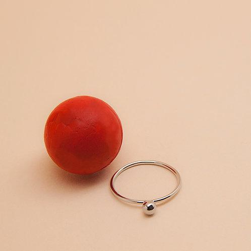 Bague CIRCLE perle M