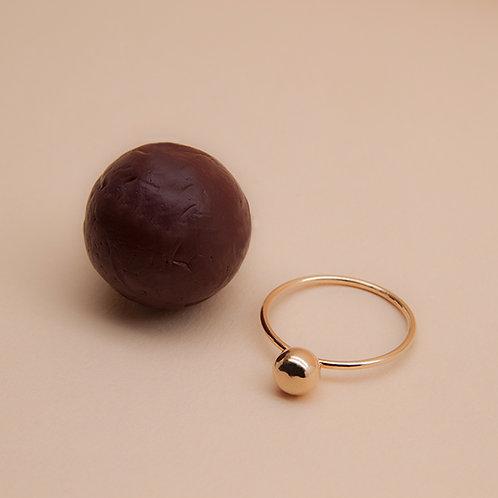 Bague CIRCLE perle L