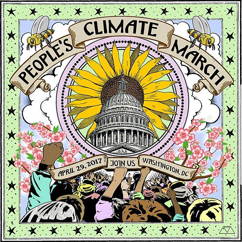 People's Climate March Print