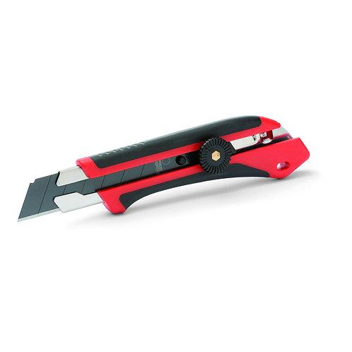 Cutter-Messer SAMURAI BLACK 25MM
