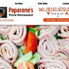 Paparones Pizza