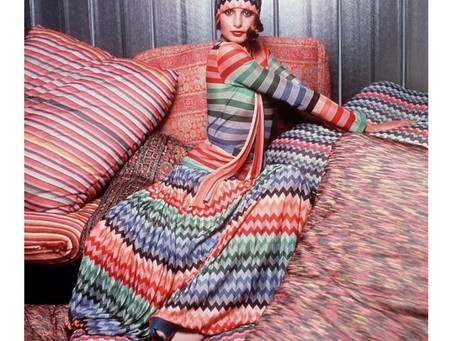 Missoni: Masters of Bold and Colorful Knits