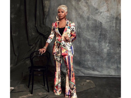 Misa Hylton: The Secret Weapon of Fashion