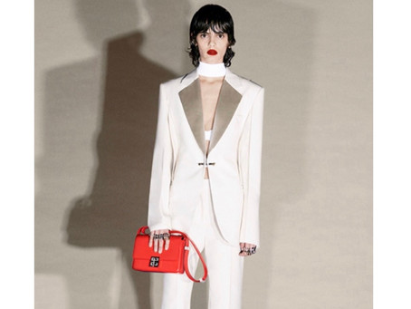 Givenchy: Contrasting Bold and Subtle