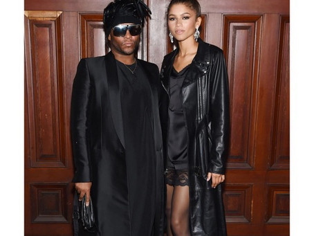 Law Roach and Zendaya: Image Architecture at its Finest