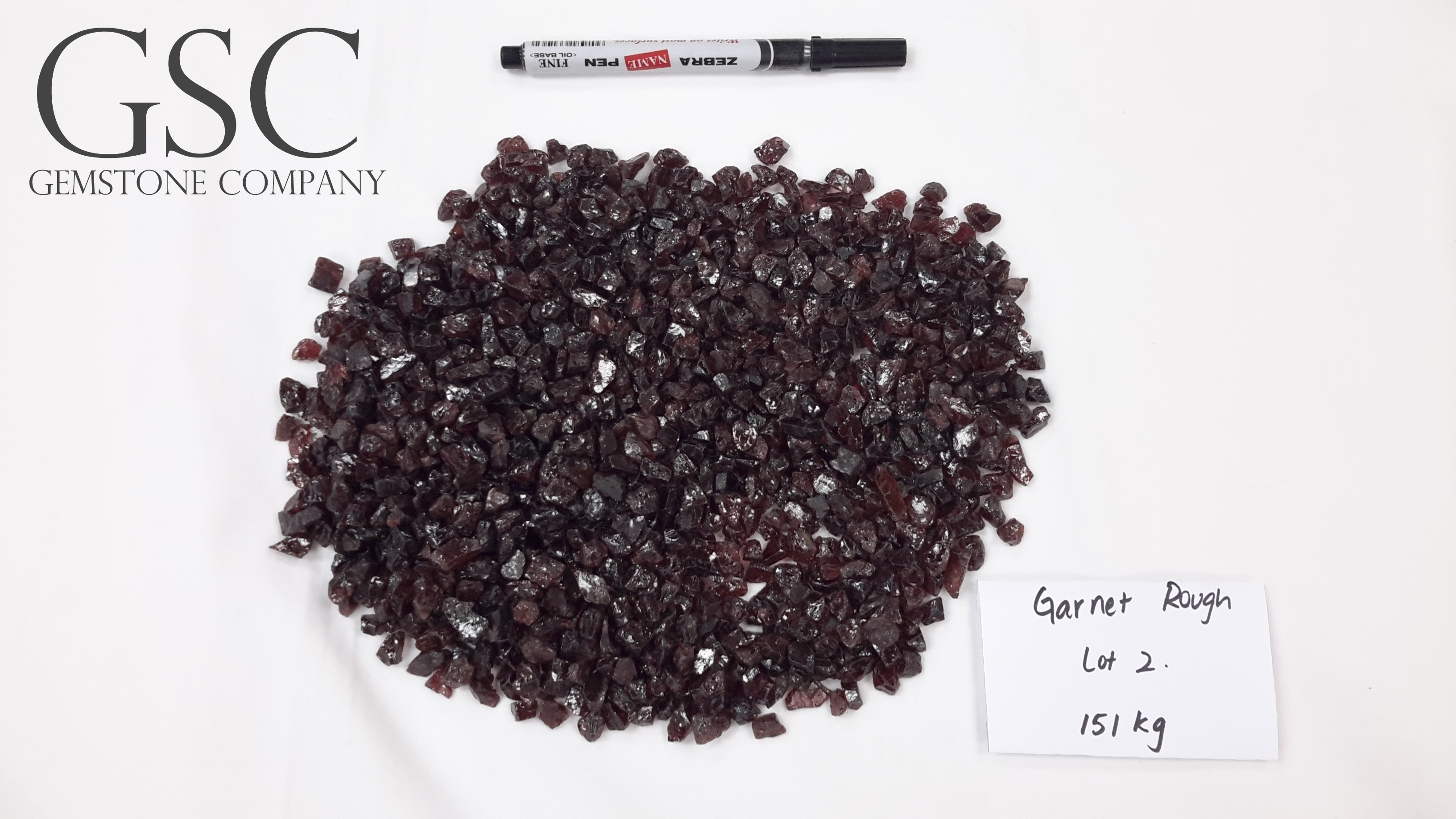 Garnet Mozambique Rough