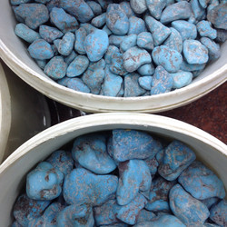 Chinese Turquoise Rough