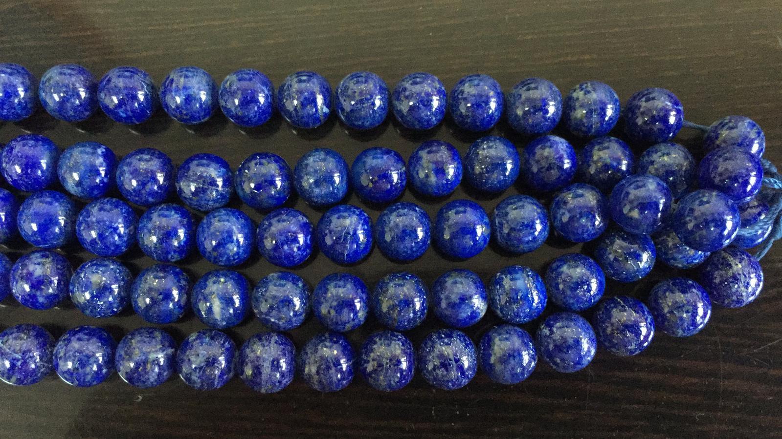 Lapis Round beads 10mm