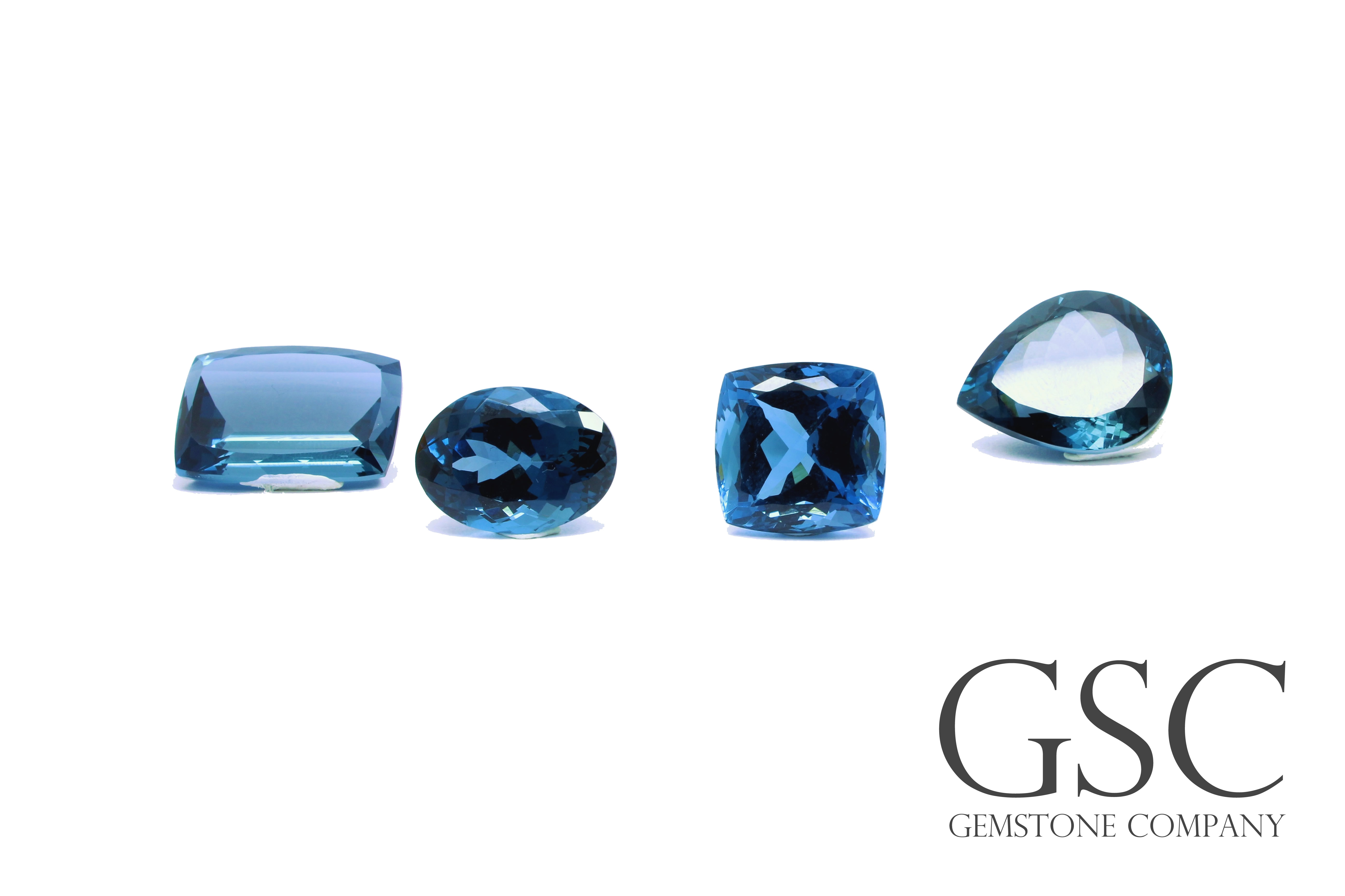 London Blue Topaz Cut Free Size