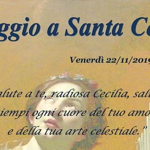Omaggio a Santa Cecilia