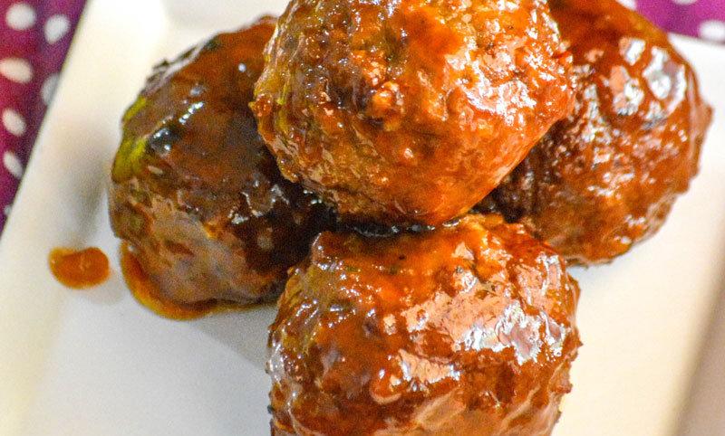 T.P.'s Famous Meatballs