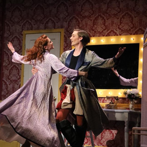 Lilli/ Kate in Kiss Me, Kate with Catholic University