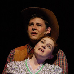 Laurey in Oklahoma! with The Naples Players