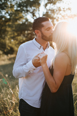 college station engagement photographer