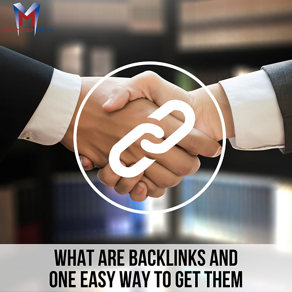What Are Backlinks and One Easy Way to G