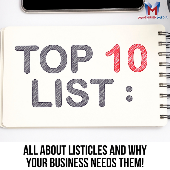 All About Listicles and Why Your Busines