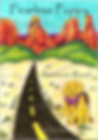 """Fearless Puppy on American Road by Doug """"Ten"""" Rose"""
