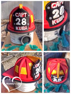 Fireman's Cake