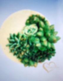 Succulent Greens & Gold(Close W1).jpg