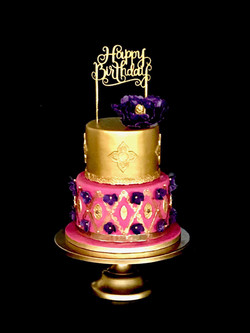 Birthday Cake-Torta Reale