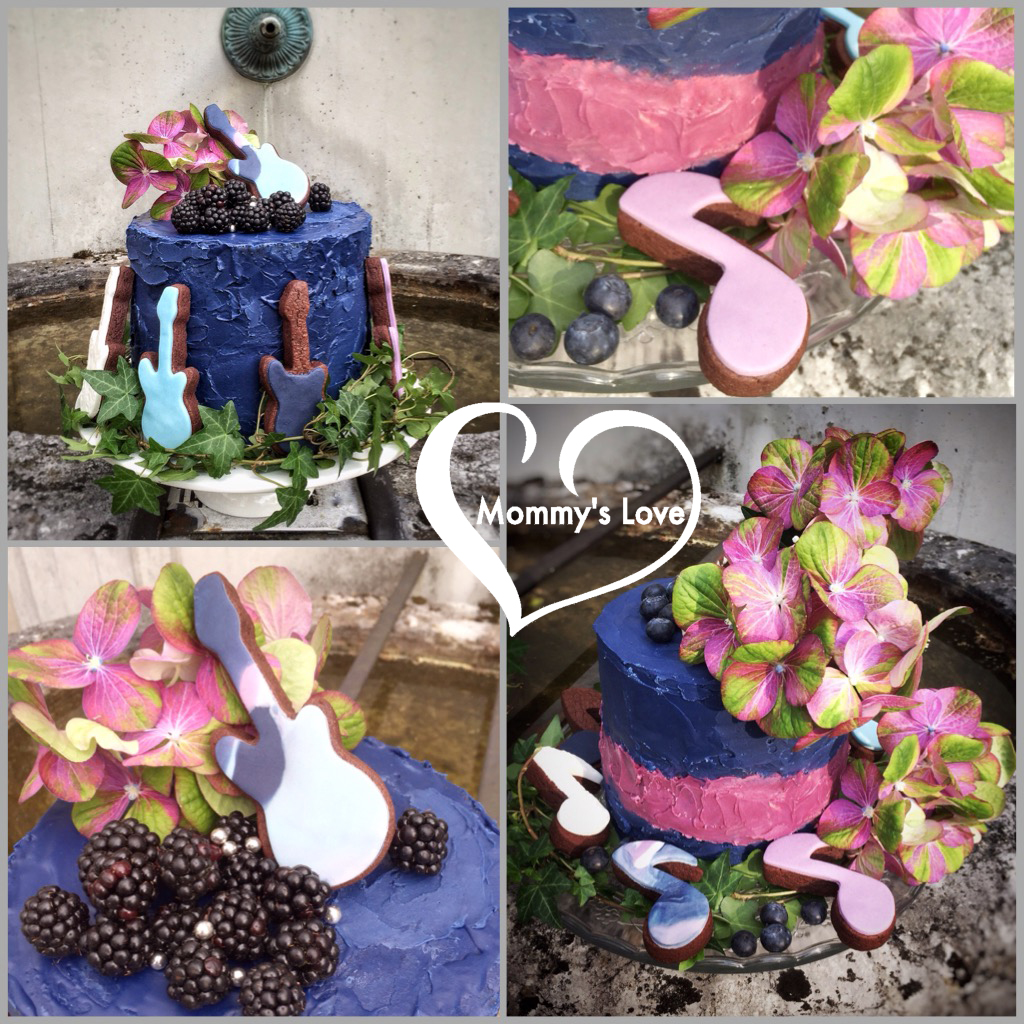 JAMMIN'S 40TH ANNIVERSARY CAKES