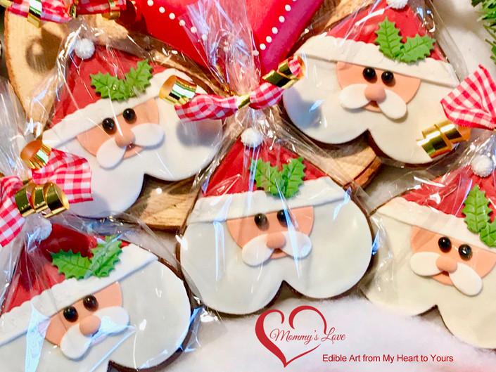 Santa Hearts