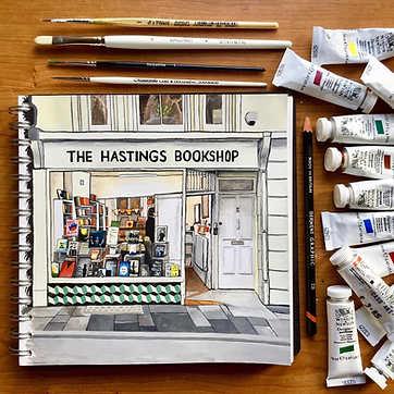 The Hastings Bookshop