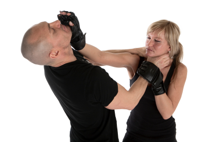 Self Defense Tactics