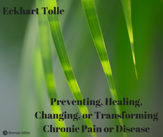 Eckhart Tolle on Healing