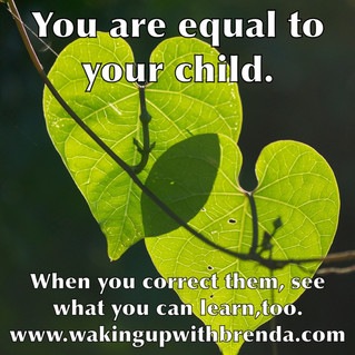 Children Are Our Equals