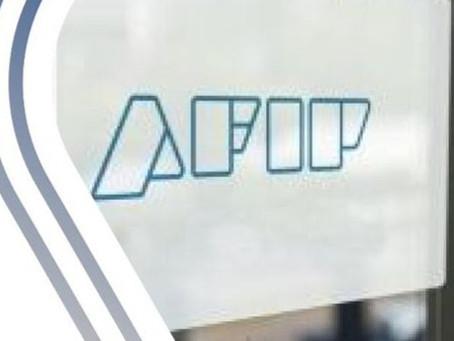 AFIP  implementa los beneficios para empleadores