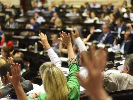 Ley de Solidaridad y Reactivación Productiva