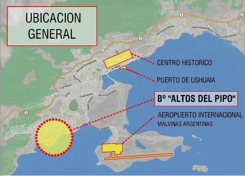 ALTOS DEL PIPO - USHUAIA